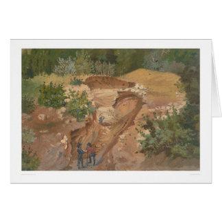 Gold Mining (0139B) Card