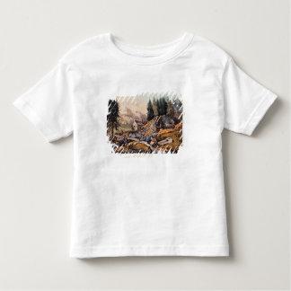 Gold Mining in California Toddler T-Shirt