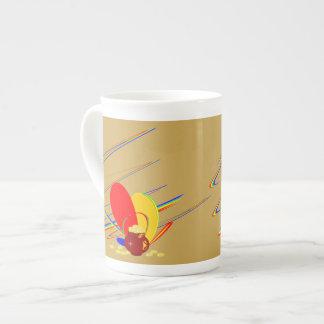 Gold money ang magic rainbow  Mug Bone China Mug