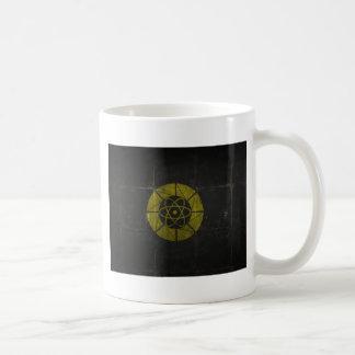 Gold Nuclear Mug