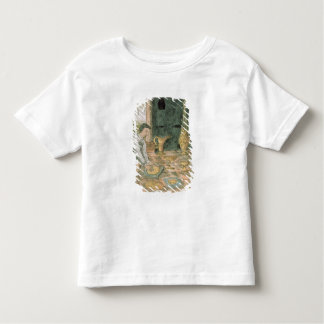 Gold objects in an Aztec shop Toddler T-Shirt