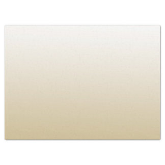 Gold Ombre Tissue Paper