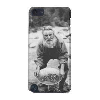 Gold Panning iPod Touch 5G Cover