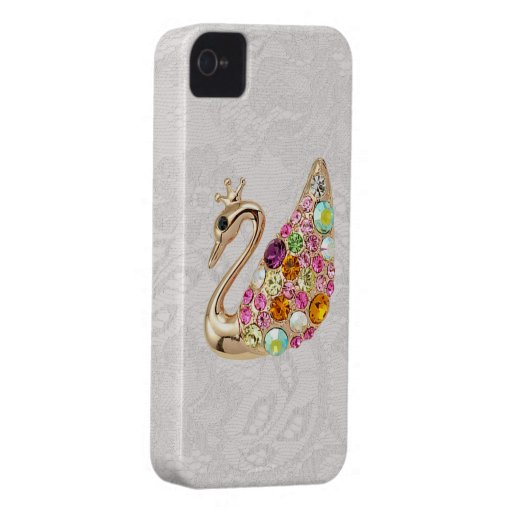 Gold Peacock & Jewels Paisley Lace Blackberry Bold Blackberry Bold Covers