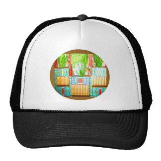 Gold Plated Chinese Windows Trucker Hat