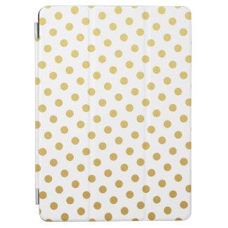 Gold Polka Dot Pattern iPad Air Case iPad Air Cover
