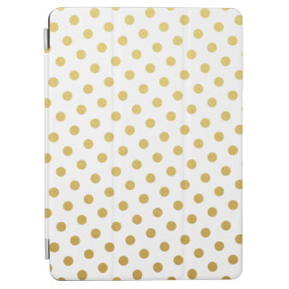Gold Polka Dot Pattern iPad Air Case iPad Air Cover