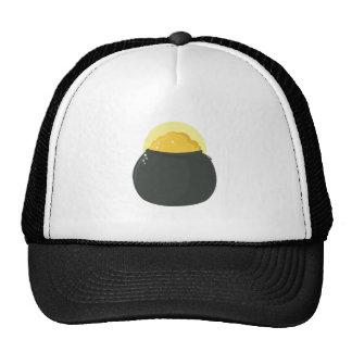 Gold Pot Hats