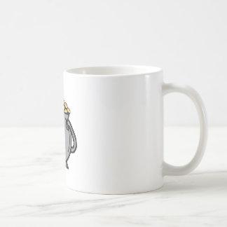 Gold Pot Coffee Mug