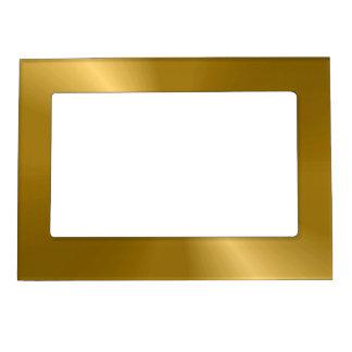 Gold Print Magnetic Frame