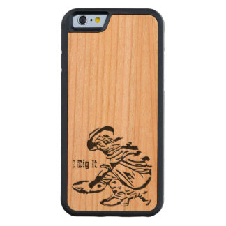 Gold Prospector Cherry iPhone 6 Bumper Case