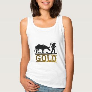Gold Prospector Tank Top