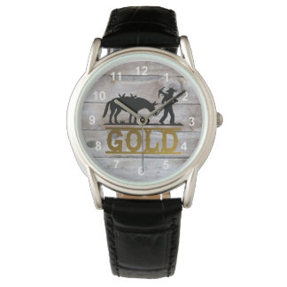 Gold Prospector. Watches