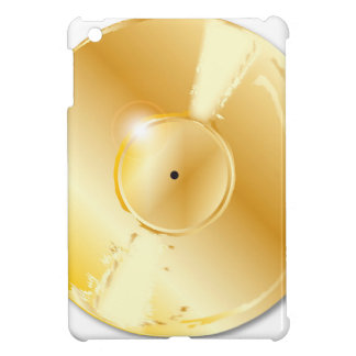 Gold Record iPad Mini Covers