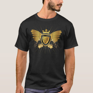Gold Romans 8:14, Sons of God T-Shirt