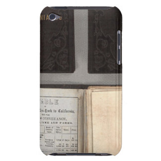 Gold Rush to California iPod Touch Cases