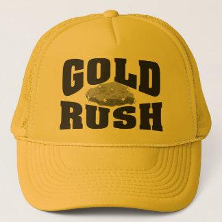 Gold Rush YLW Trucker Hat
