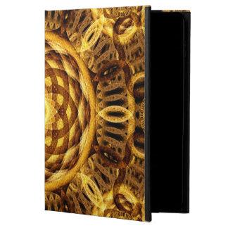 Gold Seam Mandala
