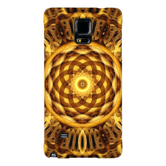 Gold Seam Mandala Galaxy Note 4 Case