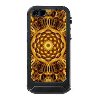 Gold Seam Mandala Incipio ATLAS ID™ iPhone 5 Case