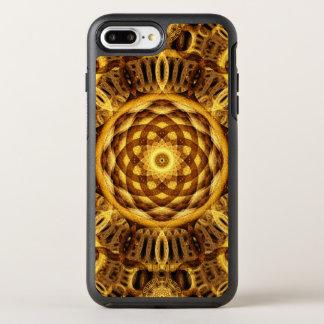 Gold Seam Mandala OtterBox Symmetry iPhone 7 Plus Case