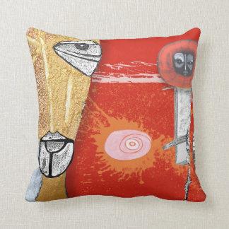 gold soul cushions