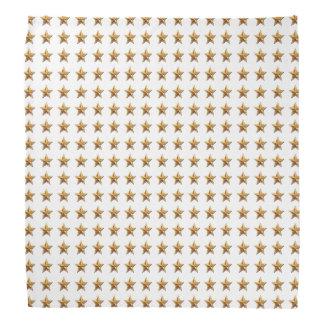 Gold Star Kerchief