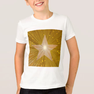 """Gold"" Star kids t-shirt"