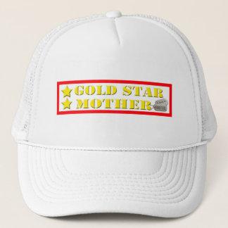 Gold Star Mother Trucker Hat