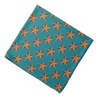 Gold Stars Bandana
