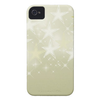 Gold Stars iPhone 4 Cases