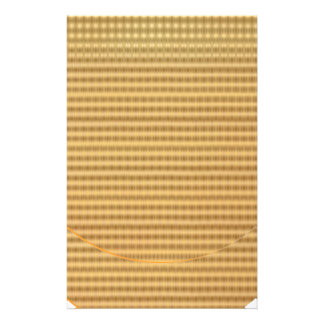 GOLD Stripe - Give away NUMBER ONE Gift Stationery Design