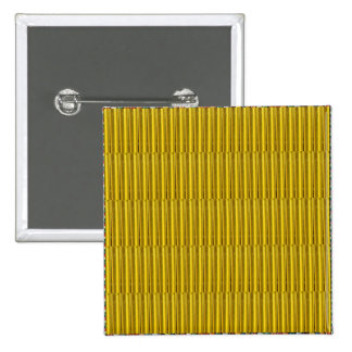 Gold Stripes Elegant Lowprice Giveaway Gifts Love 15 Cm Square Badge