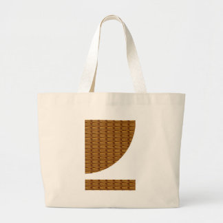 Gold Strips Design: Using NEW Creative Cut Out ART Tote Bags