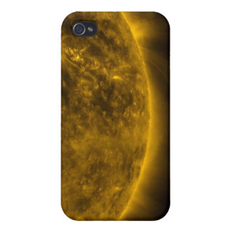 Gold Sun surface Speck Case iPhone 4 Covers