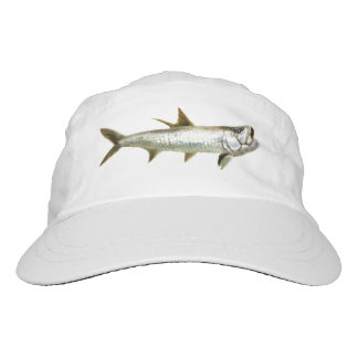 Gold Tarpon, No Work Today, Gone Fishin Hat