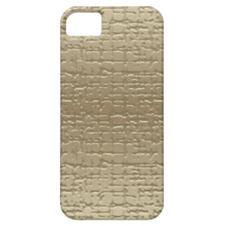 Gold Textured Iphone Case