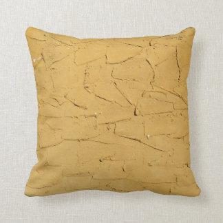 Gold Textured Pillow