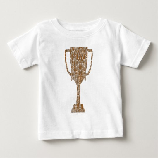 Gold TROPHY : Award Reward Celebration Baby T-Shirt