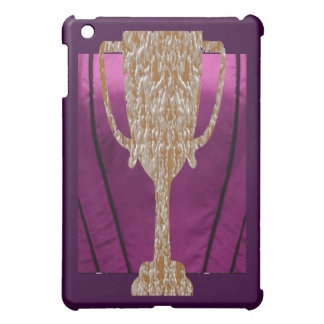 Gold TROPHY : Award Reward Celebration iPad Mini Cover