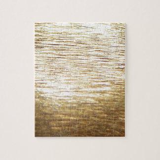 Gold Vermeil Jigsaw Puzzle