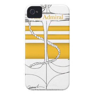 gold vice admiral, tony fernandes iPhone 4 covers