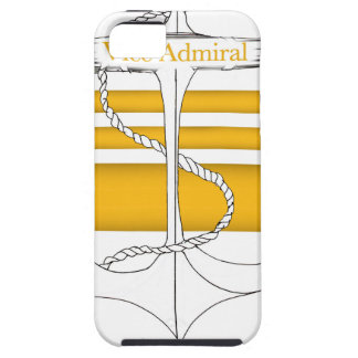 gold vice admiral, tony fernandes tough iPhone 5 case