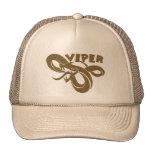 GOLD VIPER HAT