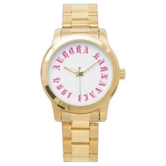 Gold Womens Aurora Karnavali 1994 Watch