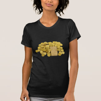 GoldCoinsBar093009 T-Shirt