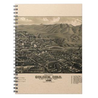 golden1882 notebook