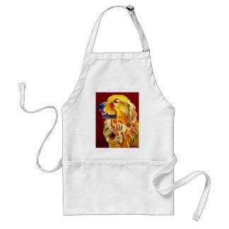 Golden #4 standard apron