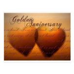 Golden 50 year anniversary