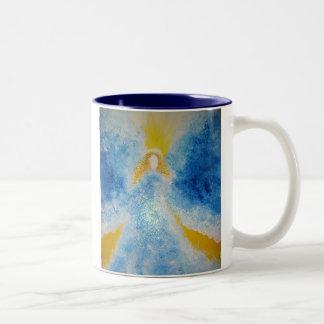 Golden Angel Mug No 4 Tee Haferl